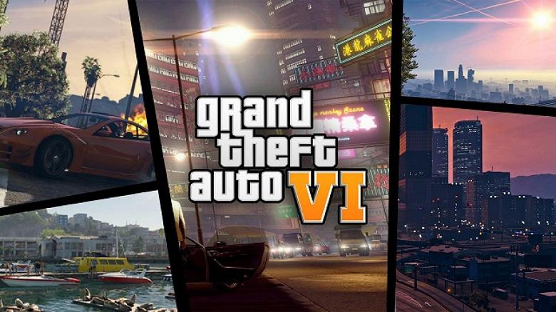 Здесь развернутся события Grand Theft Auto 6: слили видеоролик с картой игрового мира