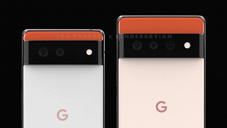 Android 12, 5000 мА·ч, экран OLED, 50 Мп и 5 лет обновлений. Раскрыты характеристики смартфонов Google Pixel 6 и Pixel 6 Pro