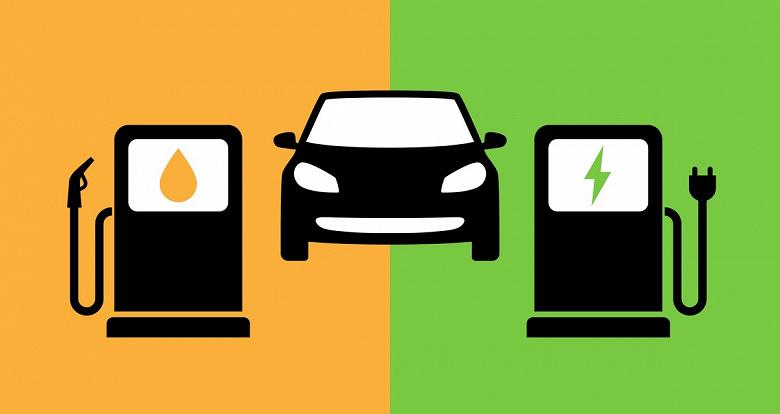 Сколько нужно проехать на электромобиле, чтобы он стал экологичнее авто с ДВС Источник рассчитал данные для разных стран