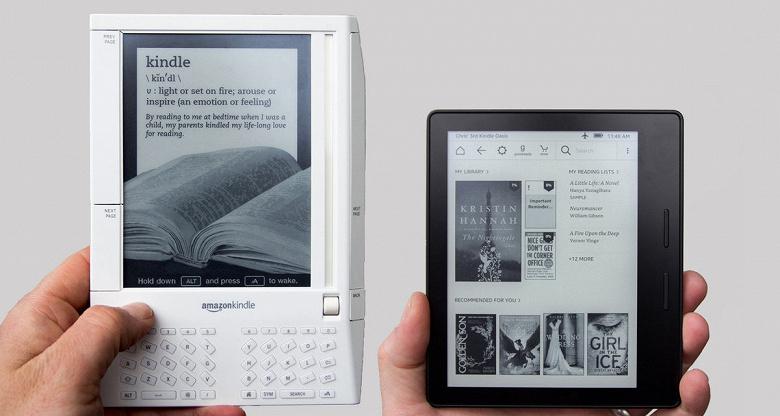 Многие электронные книжки AmazonKindle в США останутся без доступа к интернету либо с доступом только посредством Wi-Fi