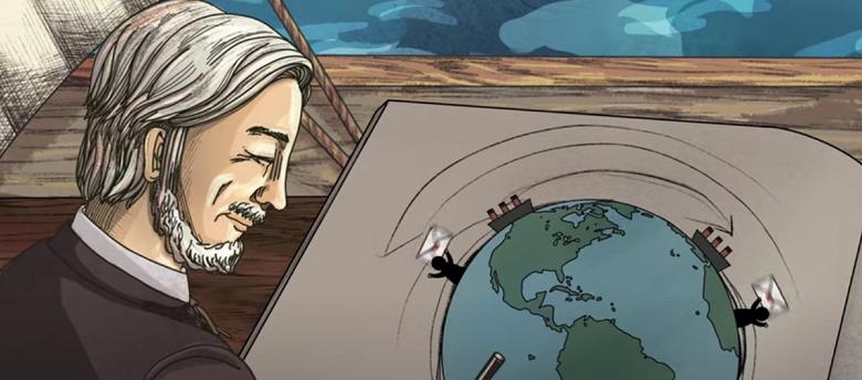 Samsung создала мультипликационный сериал. Он рассказывает историю электронной промышленности