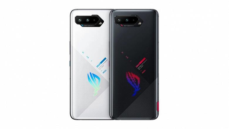 Не только Snapdragon 888 Plus. Названы три новшества Asus ROG Phone 5s в сравнении с нынешним игровым флагманом