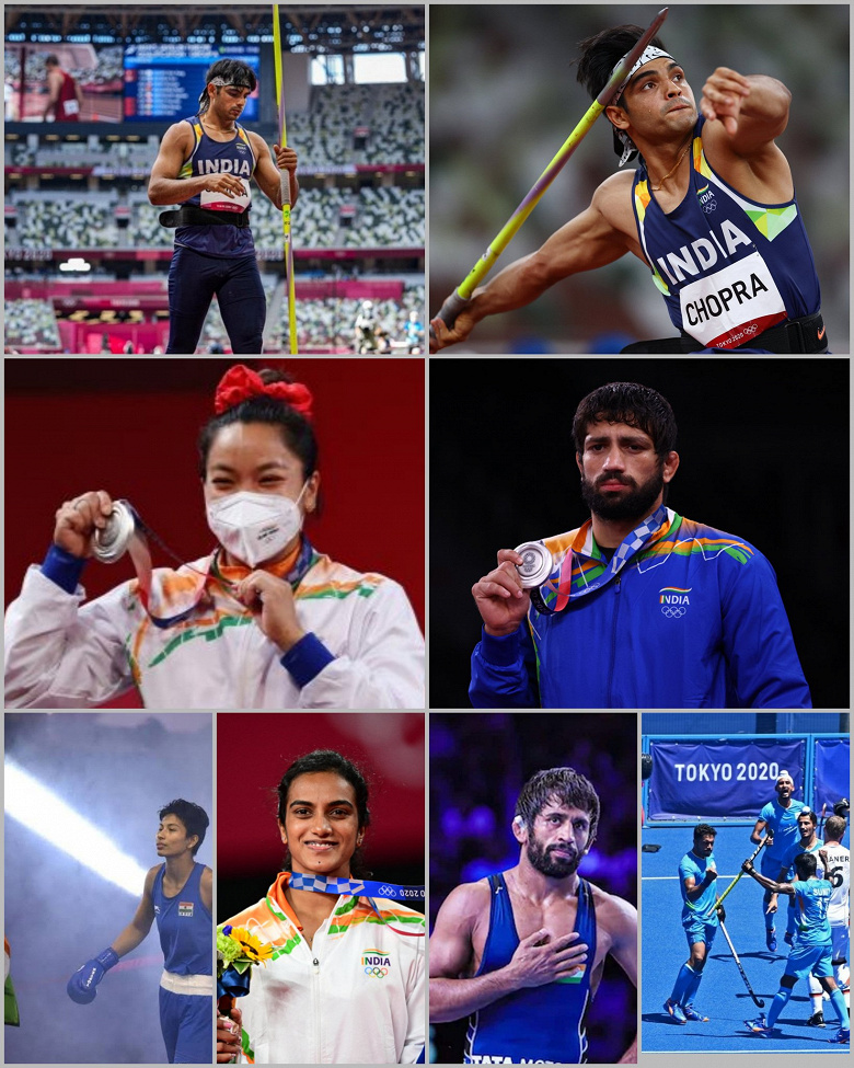 Xiaomi подарила Xiaomi Mi 11 Ultra и Xiaomi Mi 11X медалистам и участникам Олимпийских игр из Индии