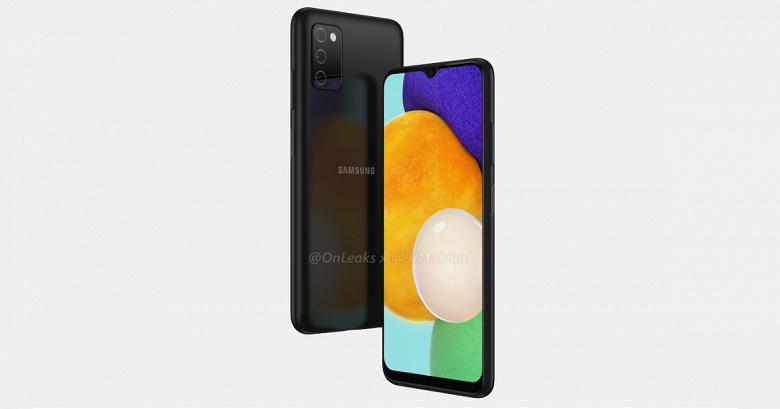 Бюджетный смартфон Samsung Galaxy A03s обрастает подробностями. Стала известна цена и расцветки для Европы