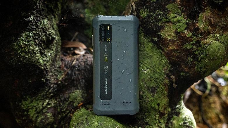 Защищённый смартфон с NFC, громкими стереодинамиками, антибактериальным покрытием и беспроводной зарядкой дешевле 15 000 рублей: Ulefone Armor 12 5G