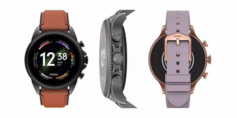 Умные часы Fossil Gen 6 рассекречены Amazon раньше времени — дизайн, характеристики и цены