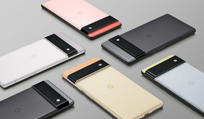 Глава Android опубликовал первый скриншот экрана Google Pixel 6