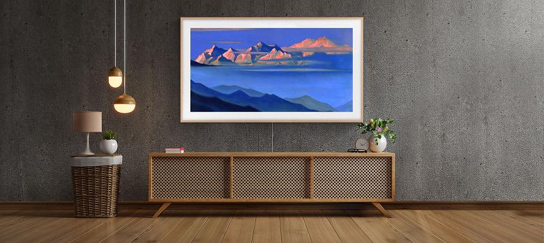 Два десятка шедевров из Третьяковской галереи стали бесплатно доступны пользователям телевизоров Samsung The Frame