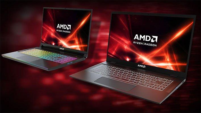 В битве топовых мобильных 8-ядерных процессоров AMD Ryzen 9 5980HX и Intel Core i9-11980HK неожиданный победитель