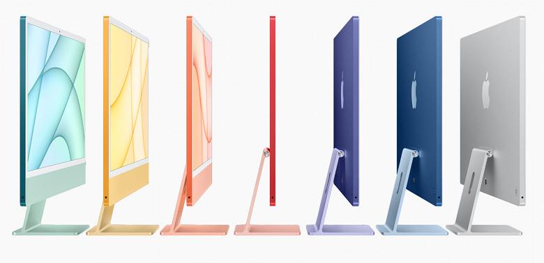 Apple уже начала продавать восстановленные iMac, представленные менее четырёх месяцев назад