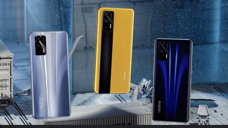 Эти смартфоны Realme поддерживают технологию расширения ОЗУ: в списке более 30 моделей