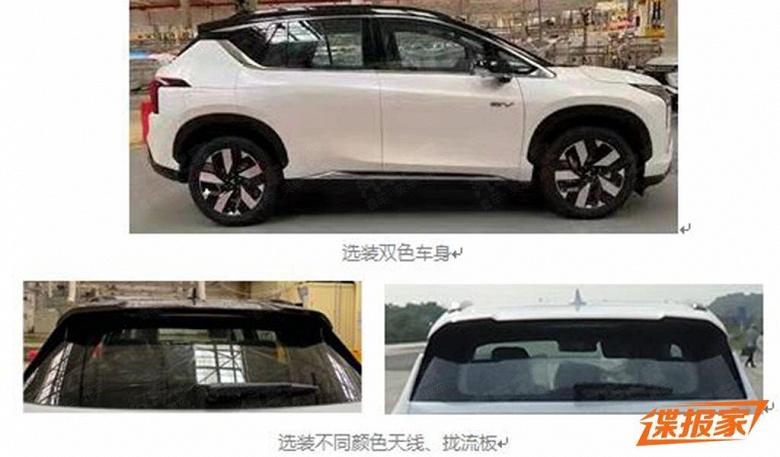 Представлен электромобиль Mitsubishi с запасом хода 600 км