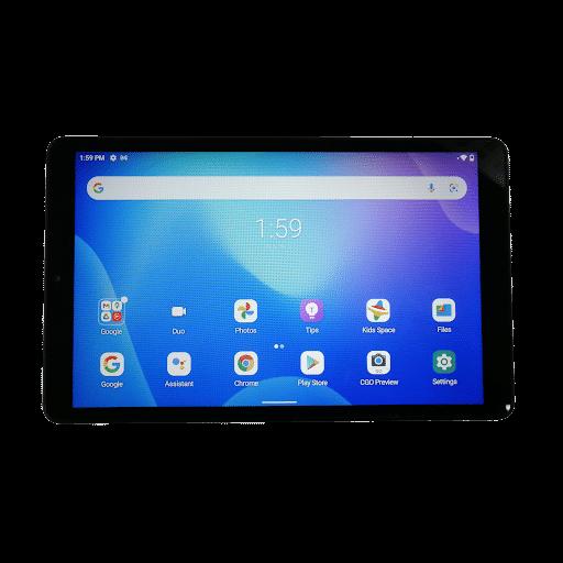 Таким будет новый планшет Motorola: фотография и характеристики устройства