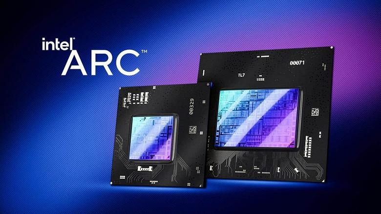 Грядущие видеокарты Intel Arc будут поддерживать DisplayPort 2.0