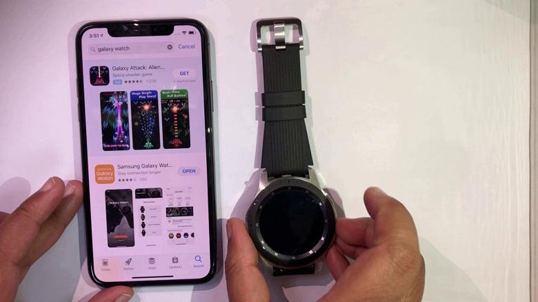 iPhone не поддерживает новые часы Samsung Galaxy Watch4 и Galaxy Watch4 Classic