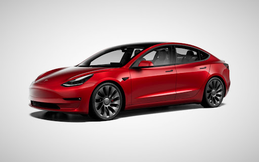 Tesla Model 3 – первый в мире электромобиль-миллионник
