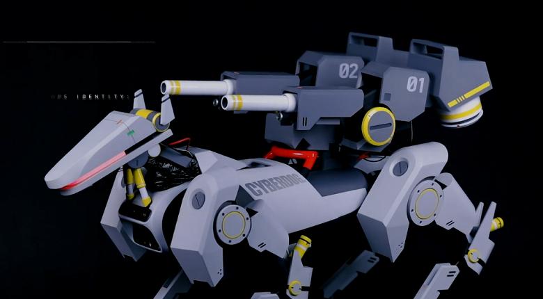 Домашнюю робособаку Xiaomi CyberDog превратили в боевого робопса