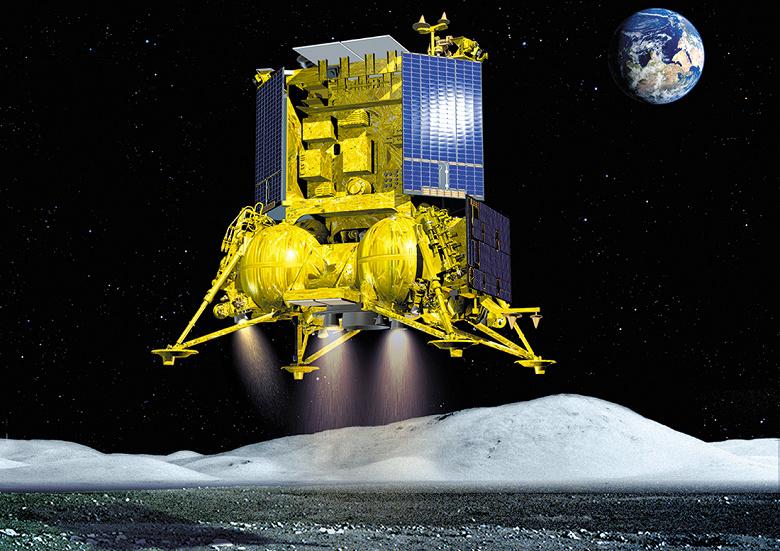Запуск российской станции на Луну перенесли на май 2022 года