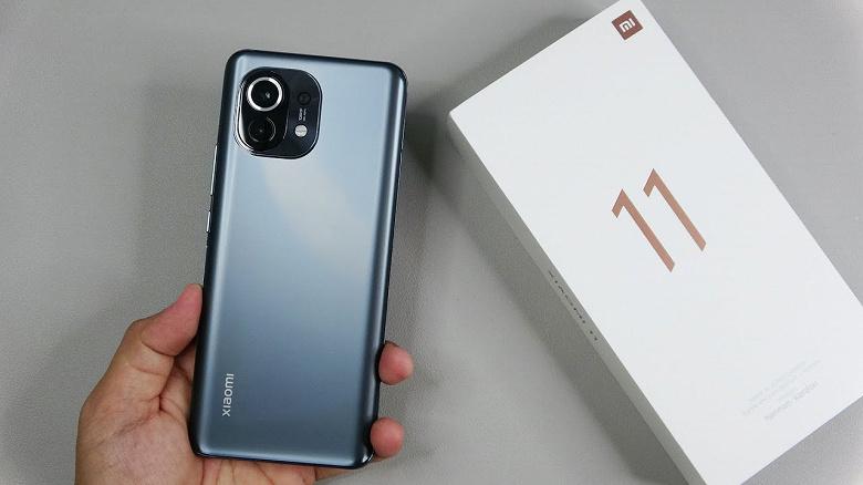 Xiaomi запускает тестирование Android 12: первая сборка MIUI 12.5 выпущена для Xiaomi Mi 11