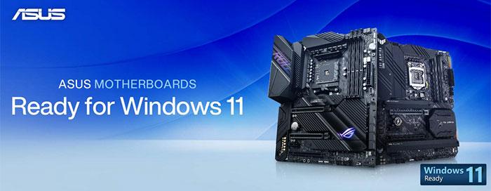 Материнские платы Asus на чипсетах Intel Z270, H270 и B250 обрели поддержку Windows 11