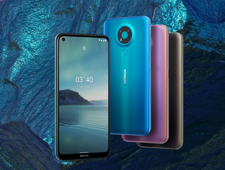 Недорогой смартфон Nokia 3.4 обновился до Android 11 во многих регионах
