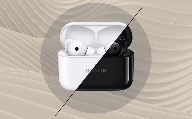 В России стартовали продажи Honor Earbuds 2 Lite — активное шумоподавление, недорого