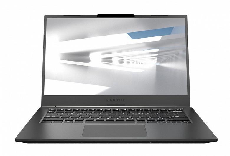 14-дюймовый ноутбук массой менее 1 кг c широким набором портов. Представлен Gigabyte U4