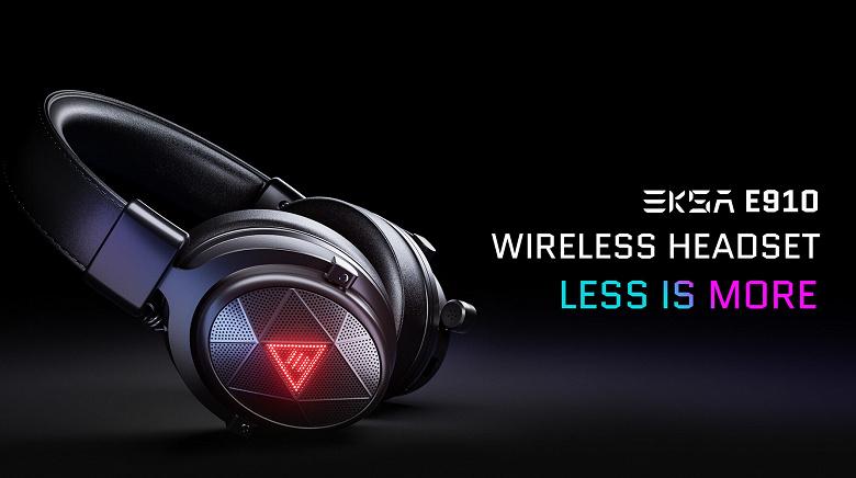 Игровые гарнитуры EKSA E910 и E900 Plus ENC оснащены функцией шумоподавления