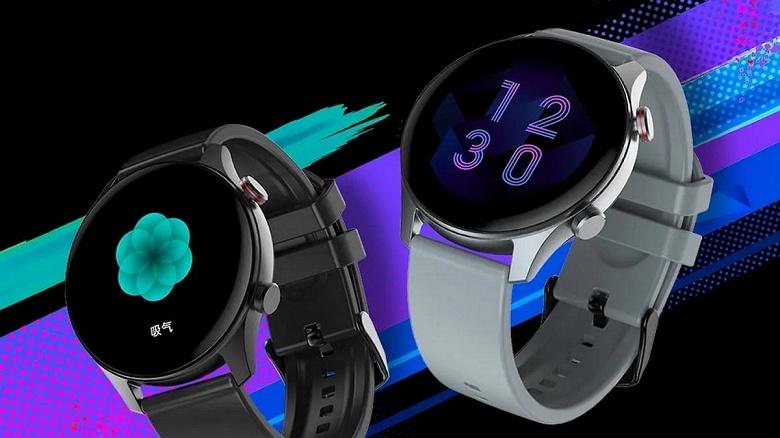 Компактнее и дешевле: представлены умные часы Red Magic Watch Vitality Edition