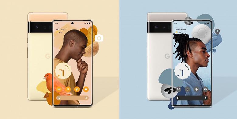 Google Pixel 6 и Pixel 6 Pro довольно легко отличить: смартфоны показали на качественных изображениях