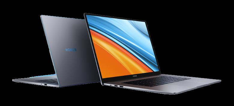 Стартовали продажи новых Honor MagicBook в России  подарки, APU AMD Ryzen 5000 и поддержка Windows 11
