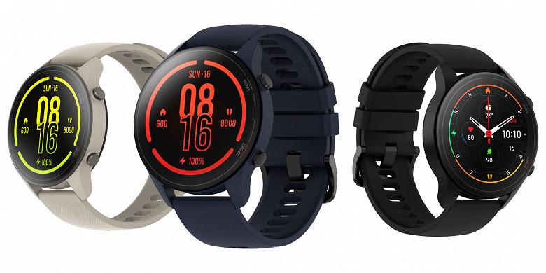 Умные часы Xiaomi Mi Watch с бесплатной доставкой в Россию рекордно подешевели