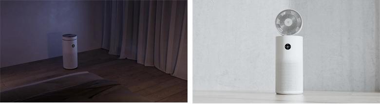 Xiaomi представила очиститель воздуха в новом дизайне с расширенными функциями