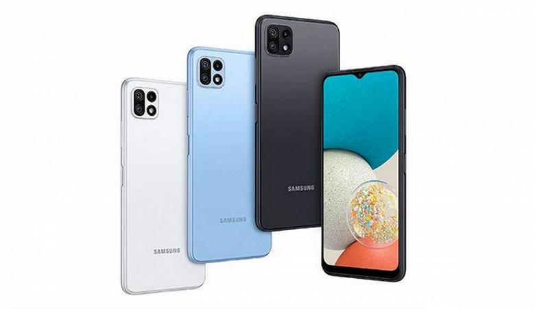 Недорогой смартфон Samsung Galaxy F42 5G  выходит 29 сентября