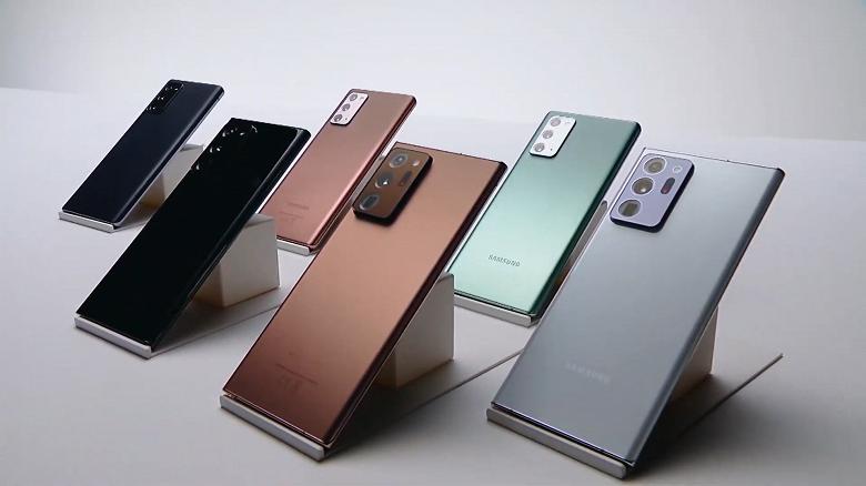 Samsung не планирует возвращаться к серии Galaxy Note: компания не продлила права на торговую марку