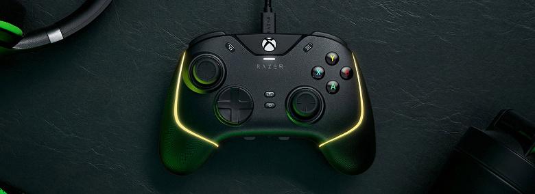 Игровой контроллер Razer Wolverine V2 Chroma совместим с Xbox и ПК