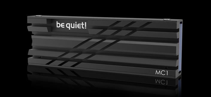 Радиатор be quiet! MC1 подходит для накопителей, устанавливаемых в консоль Sony PlayStation 5