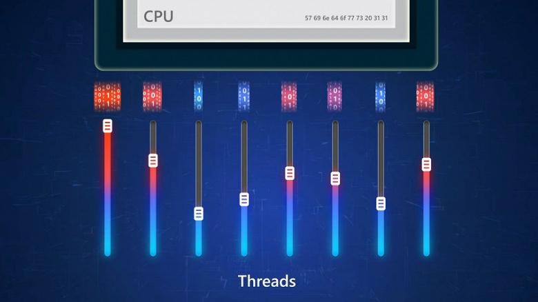 Windows 11 будет работать быстрее Windows 10 за счет оптимизации использования ресурсов процессора, памяти и накопителя