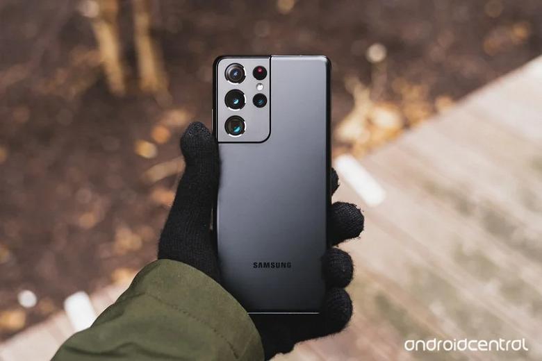 Samsung активировала поддержку eSIM в Galaxy S21 Ultra