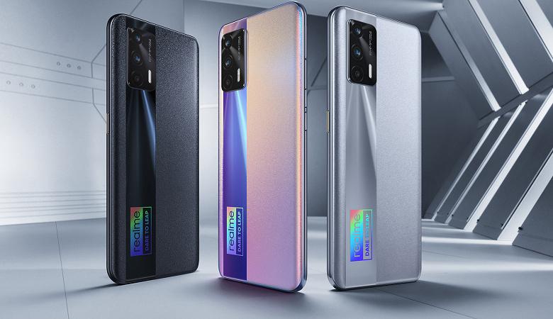 Очень доступный игровой флагман Realme GT Neo фотографирует лучше, чем более дорогой iPhone SE 2020