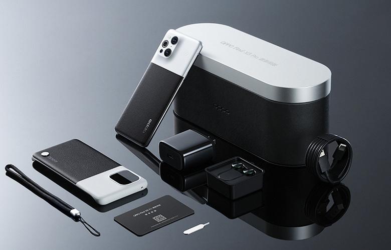 Экран AMOLED 120 Гц, 16 ГБ ОЗУ, 1 ТБ в облаке, «камера-микроскоп», Snapdragon 888, и 4500 мА·ч. Представлен флагманский Oppo Find X3 Pro Photographer Edition