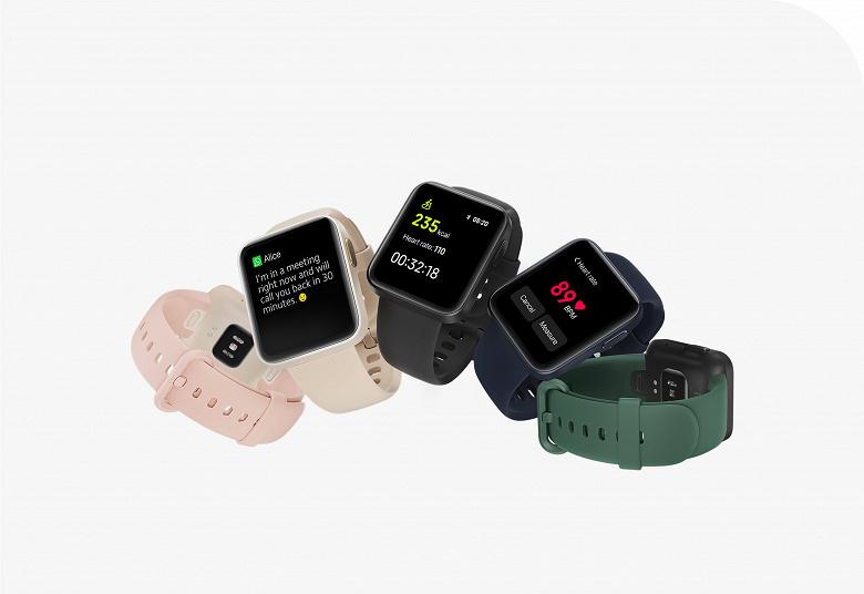 Умные часы Xiaomi Mi Watch Lite подешевели до рекордной отметки