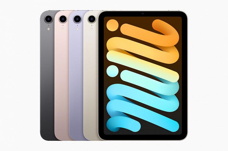 Новые iPad и iPad Mini поступают в продажу: последний получил новый дизайн, улучшенные камеры, iPadOS 15, разъём USB-C, поддержку 5G и Wi-Fi 6