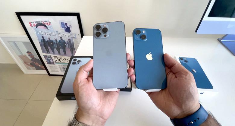 Первые итоги продаж iPhone 13 в России: в 4 раза популярнее, чем прошлогодние iPhone 12