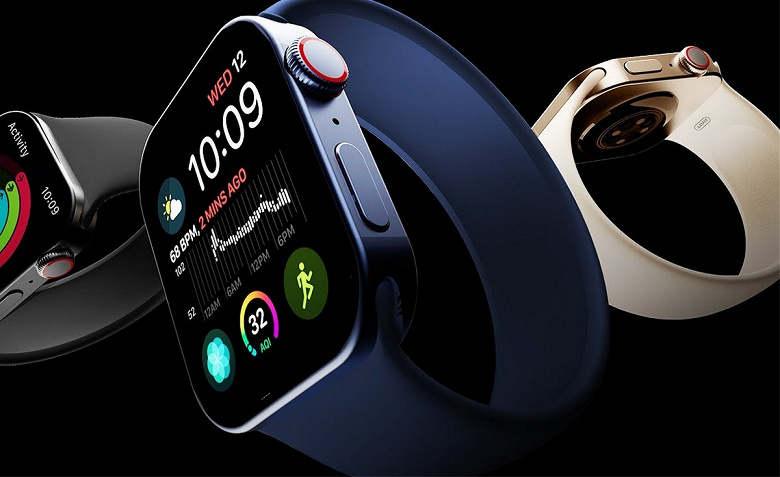 Увеличенный экран Apple Watch Series 7 будет отображать больше информации. Новые Apple Watch SE и неубиваемые часы также на подходе
