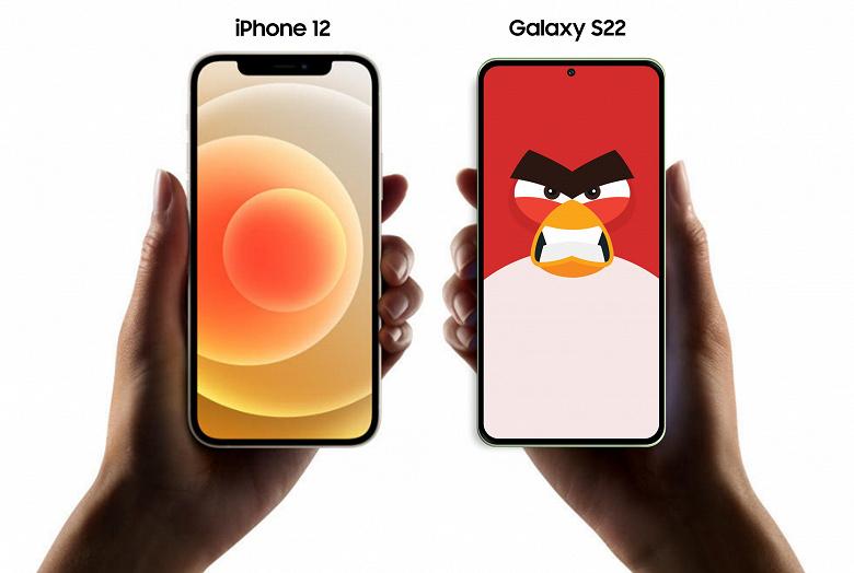 «Когда вы увидите Galaxy S22 Ultra, вам больше не понравится ни один другой смартфон», — инсайдер узнал, что Samsung Galaxy S22 будет меньше, чем iPhone 13