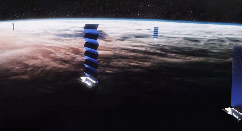 Бесплатный Wi-Fi для всех астронавтов SpaceX. Спутники Starlink будут оснащаться лазерной системой передачи данных