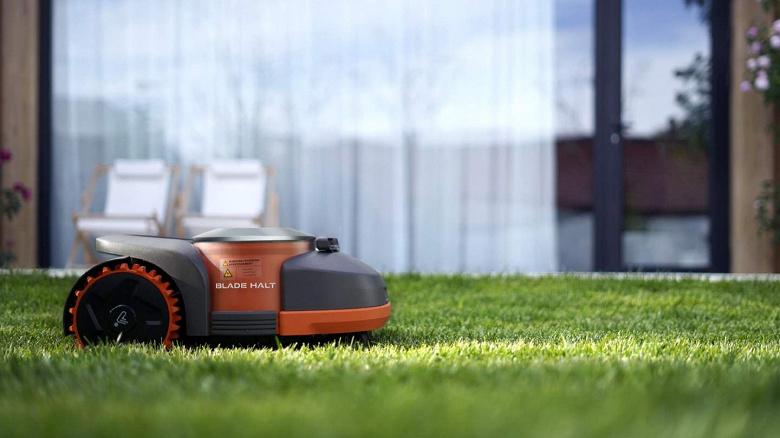 Представлена Segway Navimow — первая умная газонокосилка, не требующая ограничительного кабеля