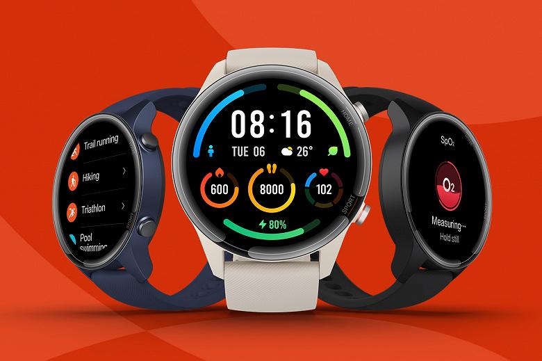 Глобальную версию Xiaomi Mi Watch с бесплатной доставкой в Россию продают на AliExpress за 94 доллара