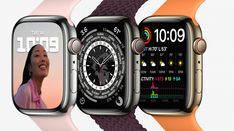 Неизбежные обстоятельства вынудили Apple отложила выпуск Apple Watch Series 7 на декабрь этого года